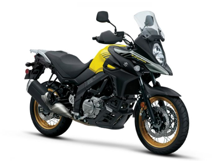 Suzuki V-Strom 650 bookings commence