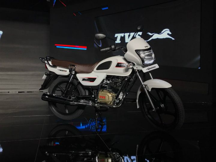 TVS Radeon 110cc Commuter Launched At Rs 48,400