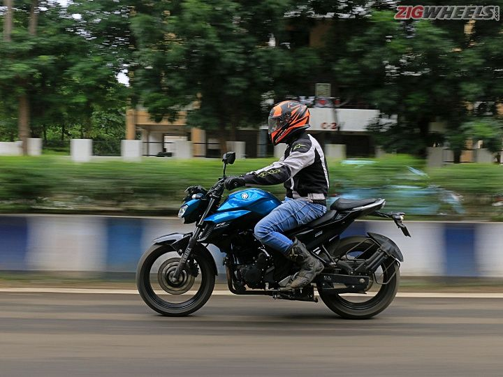 Yamaha FZ25: 5500km Long Term Review