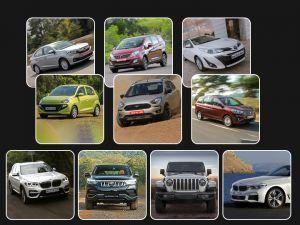 Google's Top 10 Trending Cars Of 2018 In India