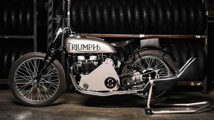 1938 Speed Twin