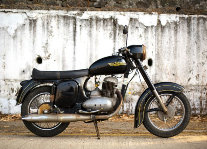 1960 Jawa 353/04 Technology Explained