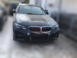 2019 BMW 3 Series Spied In India Will Rival C-Class Jaguar XE Audi A4