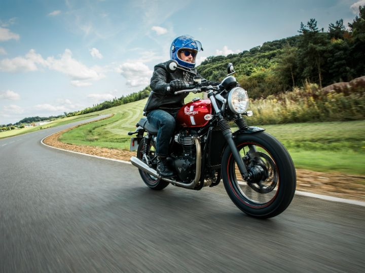 Triumph Street Twin Available With Interest-free EMIs