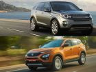 Tata Harrier Vs Land Rover Discovery Sport: Same Platform Different Focus