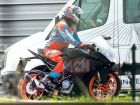 2019 KTM RC 390 Spotted Testing