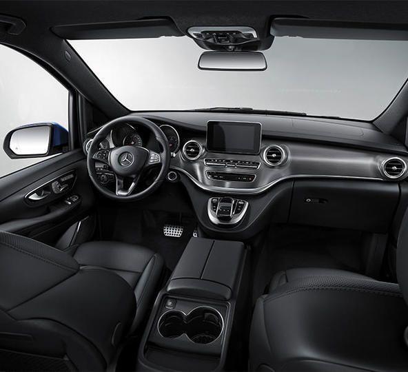 Mercedes-Benz V-Class To Launch in January - ZigWheels
