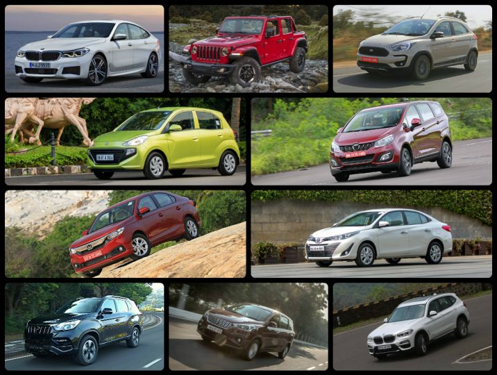 Google's Top 10 Trending Cars Of 2018 In India