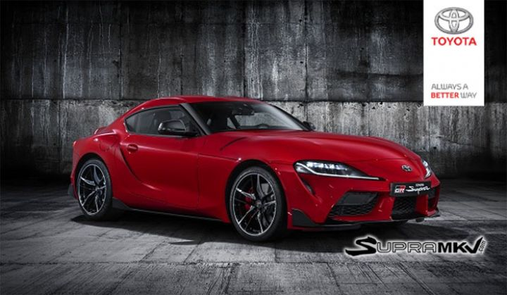 Toyota Ft1 Price >> New Toyota Supra Official Images Leaked Ahead Of Detroit Debut