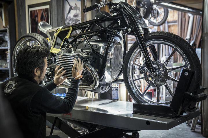 BMW Motorrad Boxer