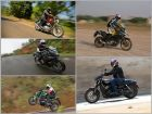 Top 5 Motorcycles in India under Rs. 10 Lakh