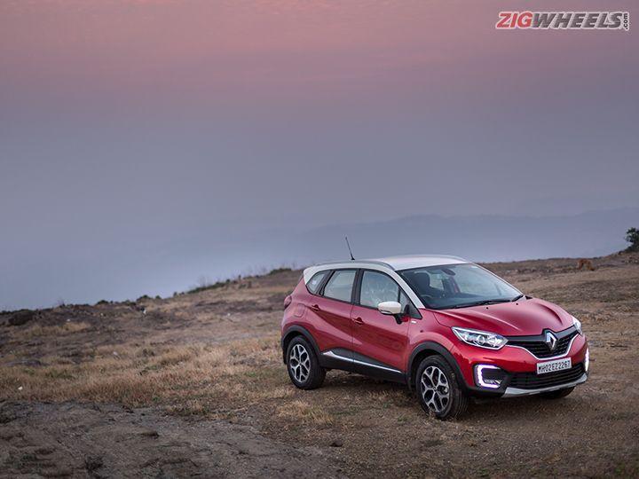 Renault Captur Petrol Review