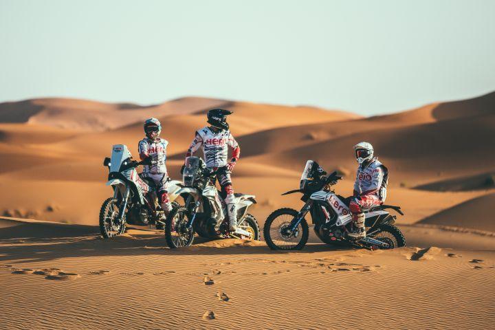 Hero MotoSports Dakar