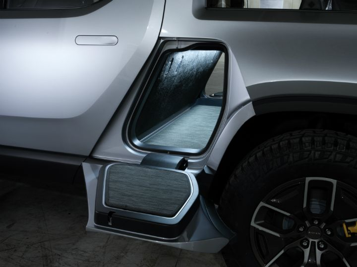 Rivian R1T and R1S Revealed