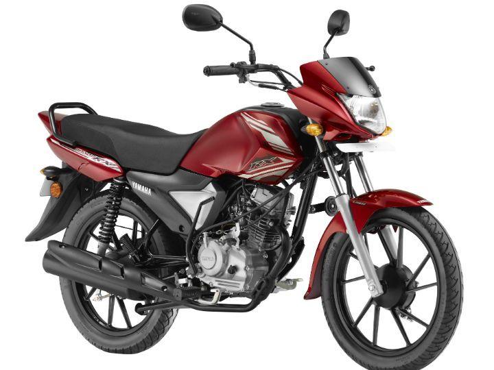 Yamaha Updates Saluto 125, Saluto RX With UBS