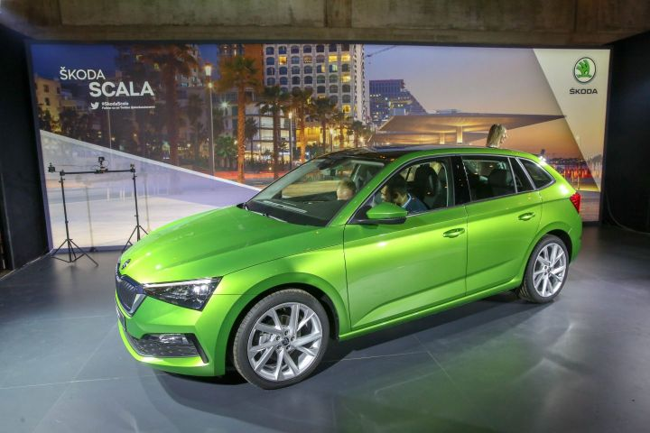 2018 Skoda Scala First Look Zigwheels