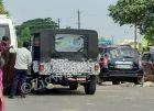 Exclusive: Beefier Next-gen Mahindra Thar Caught Testing