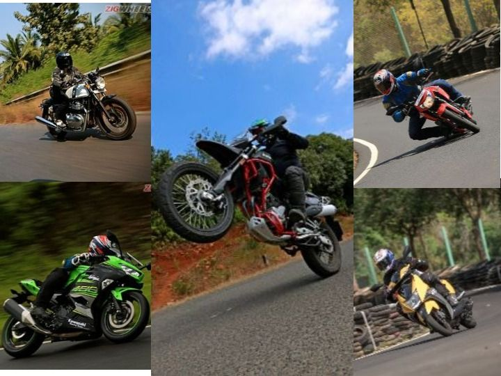 Most Fun-To-Ride Motorcycles Of 2018