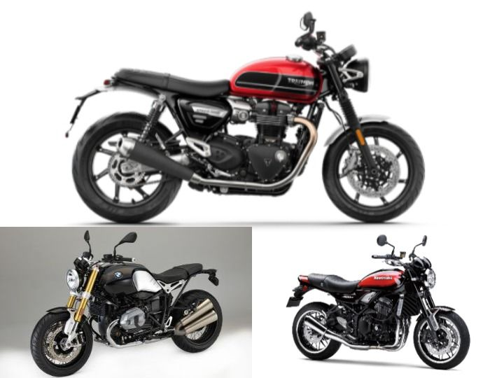 Triumph Speed Twin Vs Kawasaki Z900 Rs Vs Bmw R Ninet Spec