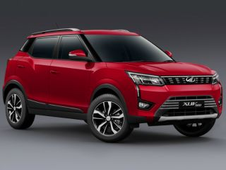 Mahindra S201 SUV To Be Named 'XUV300'