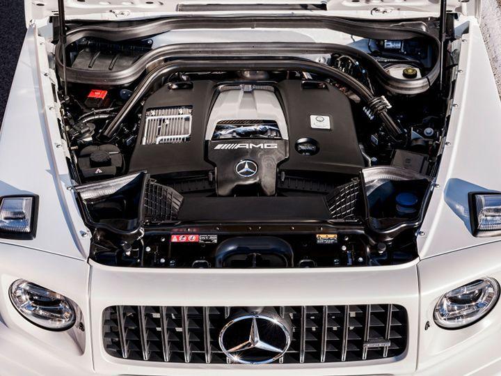 2019 Mercedes-AMG G 63