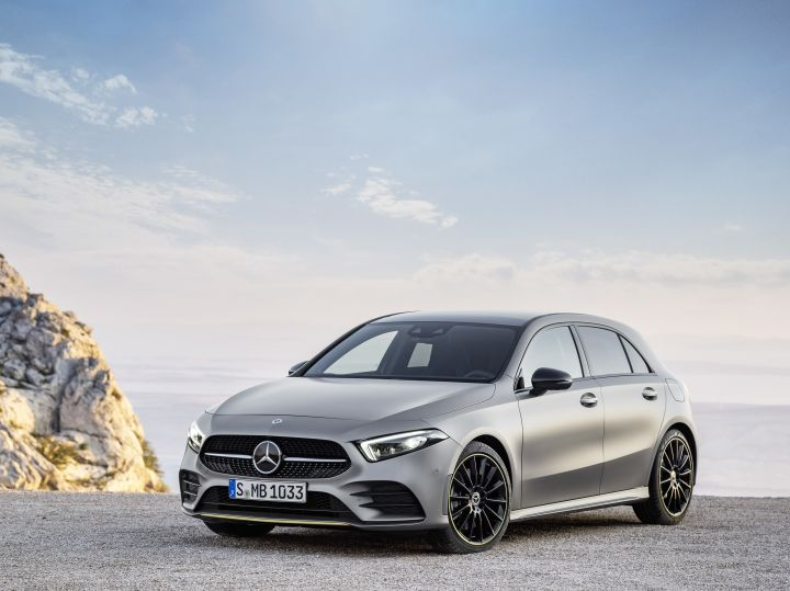 New Mercedes-Benz A-Class