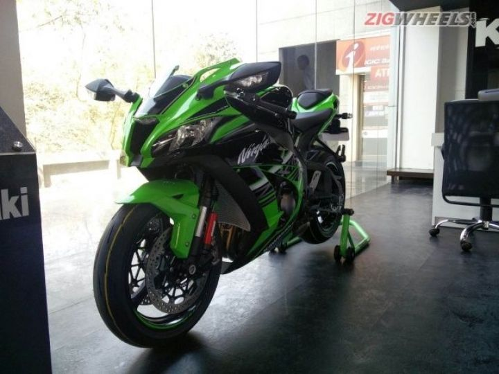Ninja ZX-10R recalled for defective gearbox