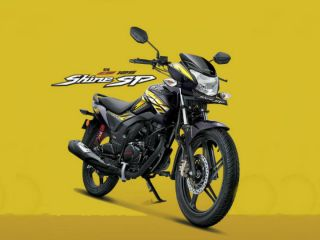 2018 Honda CB Shine SP Launched