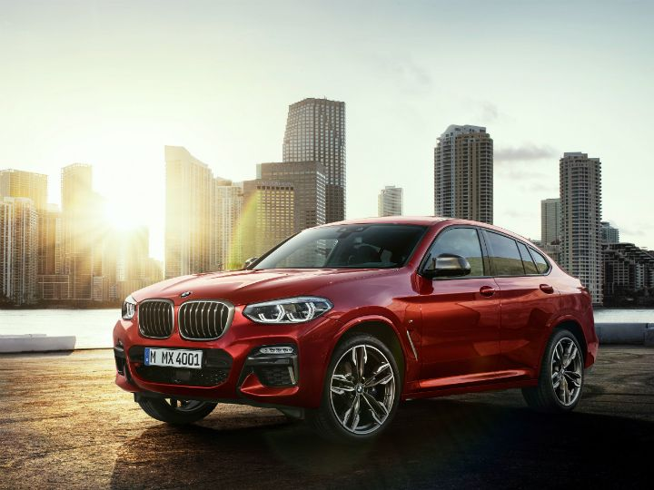 BMW's redesigned X4 adds new engines, more power for 2019