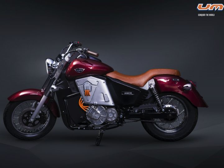 UM Motorcycles Renegade Thor Preview