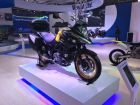 Suzuki Showcases The V-Strom 650XT At Auto Expo 2018
