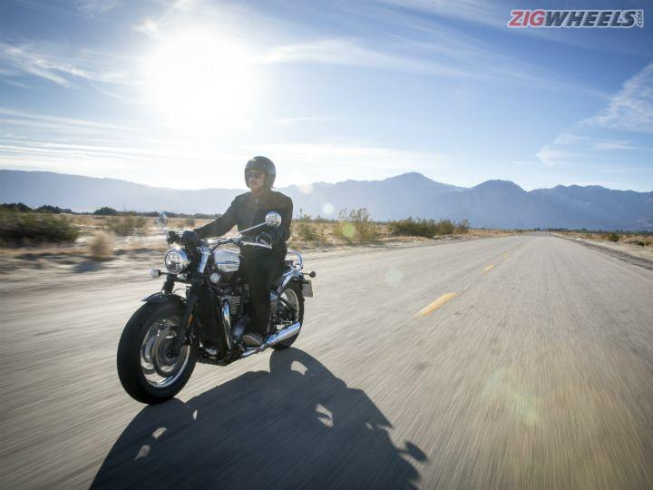 Triumph Bonneville Speedmaster To Launch Tomorrow