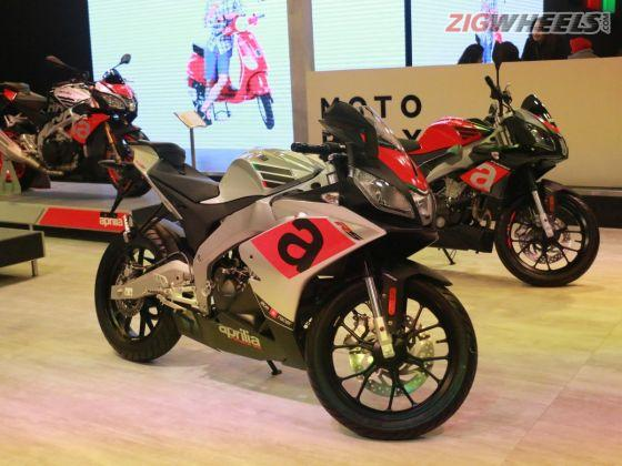 Confirmed! Aprilia RS 150 Coming To India In 2019