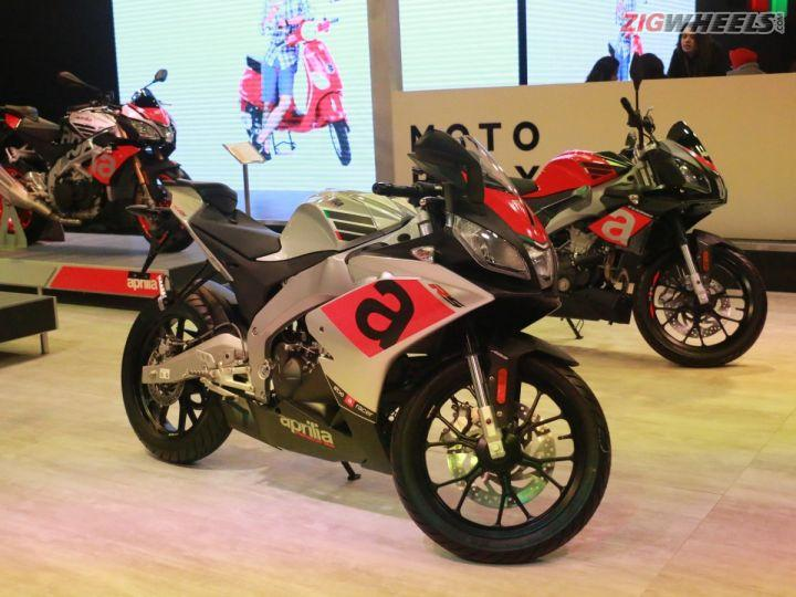 Aprilia RS 150 coming to India
