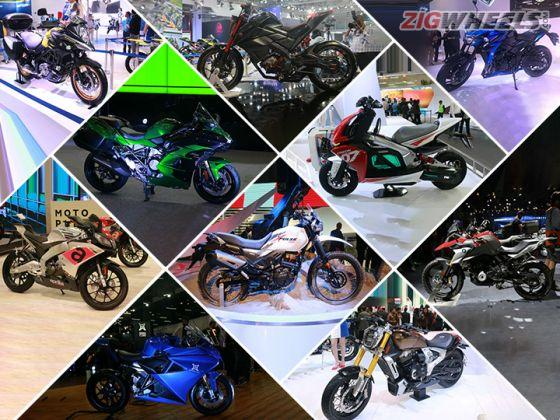 The Best Bikes And Scooters From Auto Expo 2018