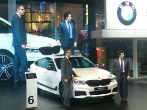 BMW 6 GT Launched At Rs 58.9 Lakh At Auto Expo 2018