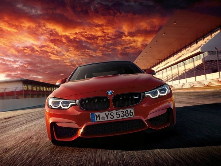 BMW M4 Coupe Revealed At Auto Expo 2018