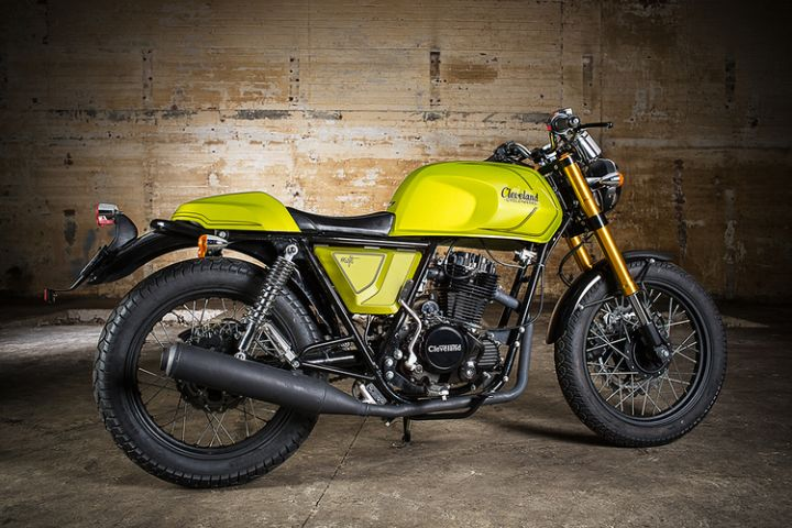 Cleveland Cycles launch Ace and Misfit Cafe