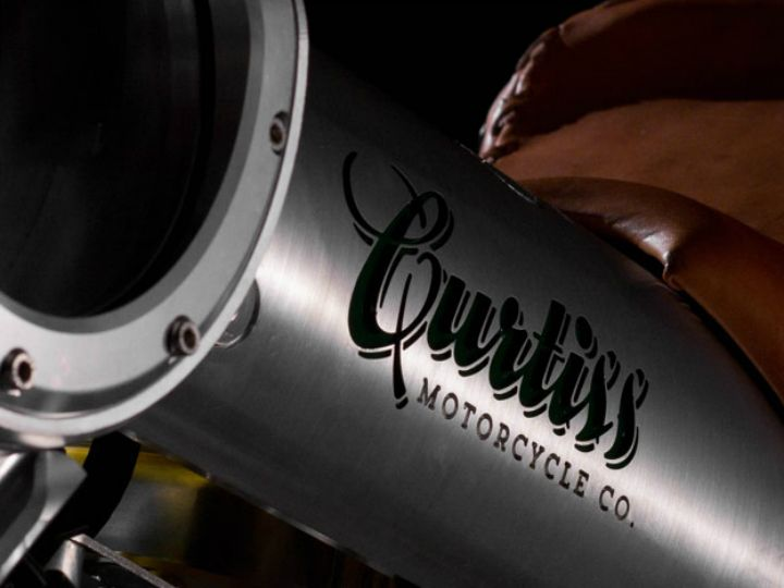 Curtiss Motorcycles Unveils Its Last V-Twin Model