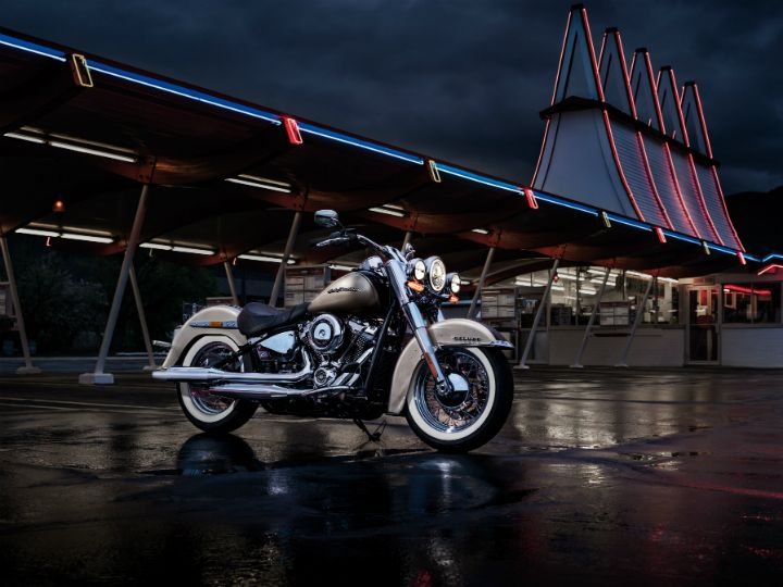 Harley-Davidson Launches Three New Motorcycles