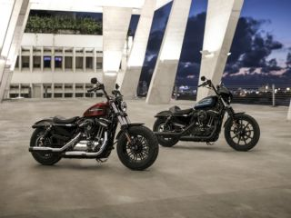 Harley-Davidson Introduces Two New Sportsters