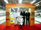 Honda Two Wheelers Crosses 35 Million Production Mark Worldwide