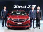 Honda Amaze 2018 At Auto Expo: In Pics