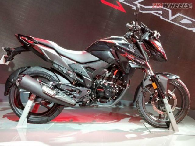 Honda X Blade Bookings Now Open Zigwheels