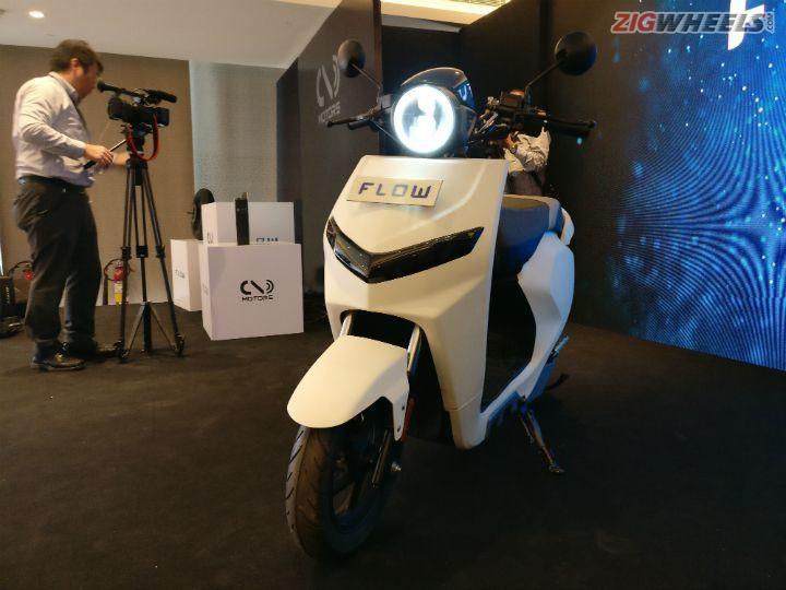 Twenty Two Motors Flow Launched