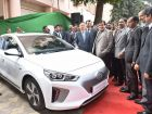 NITI Aayog Gets Its First Fast-Charging Station
