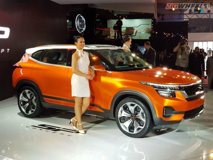 Kia Made Quite A Grand Entrance At The Auto Expo 2018 By Showcasing Its  Entire Lineup Of Cars. Unfortunately, The Cars Were For Display Purposes  Only And ...