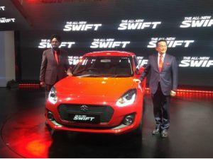Maruti Suzuki Swift Launched At Rs 4.99 Lakh At Auto Expo 2018