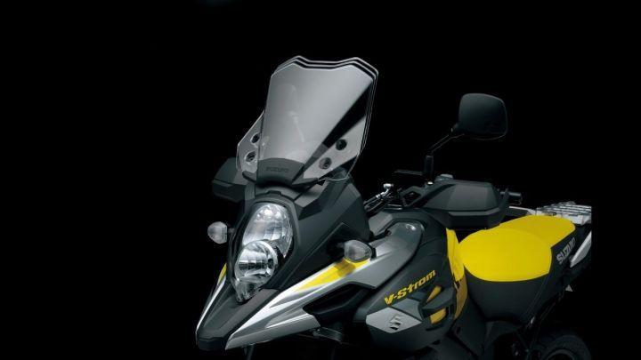 Suzuki V-Strom 650XT