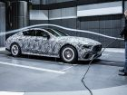 Mercedes-AMG GT Four-Door Undergoes Wind Tunnel Testing Ahead Of Geneva Debut